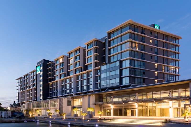 Hotel Opening in Capetown: AC Hotel Cape Town Waterfront