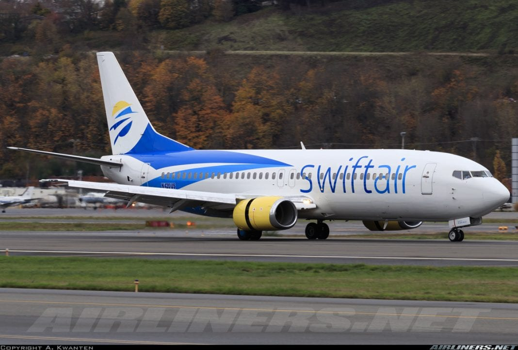 iAero Group to Acquire Swift Air
