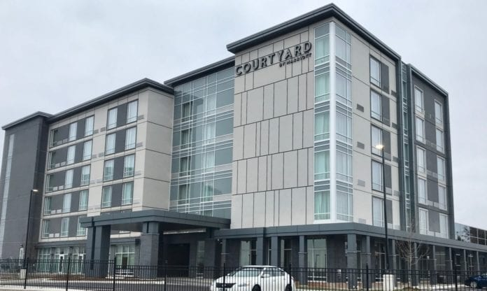 , Courtyard Burlington, Ontario: Innovative design and flexible space, For Immediate Release | Official News Wire for the Travel Industry, For Immediate Release | Official News Wire for the Travel Industry