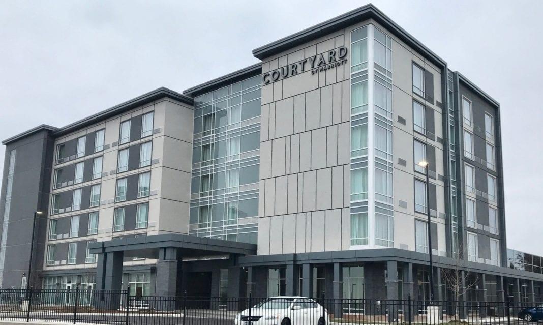 , Courtyard Burlington, Ontario: Innovative design and flexible space, Buzz travel | eTurboNews |Travel News