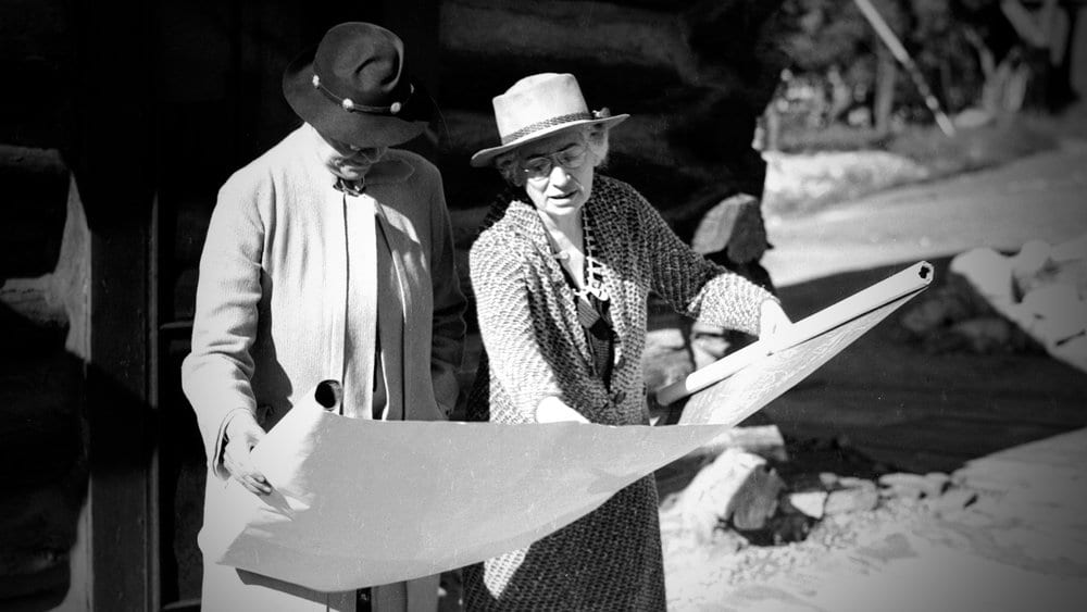 Mary Elizabeth Jane Colter Was A Pioneering American Woman Architect And Interior Designer Whose Distinct Architectural Knowledge Steeped In The Culture