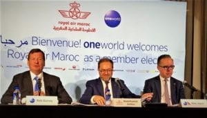 oneworld, The big reveal: oneworld's newest member – Royal Air Maroc, Buzz travel | eTurboNews |Travel News