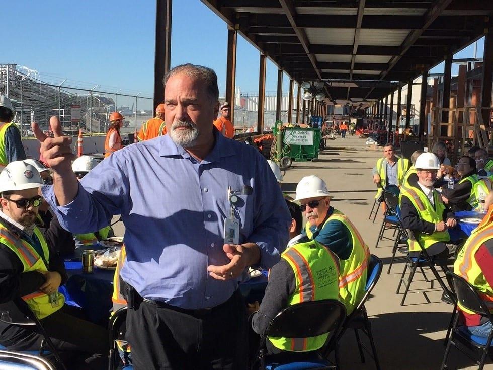 Mineta San Jose International Airport marks milestone with rapid construction