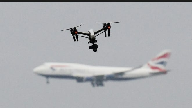 UK plans to deploy drone detection systems