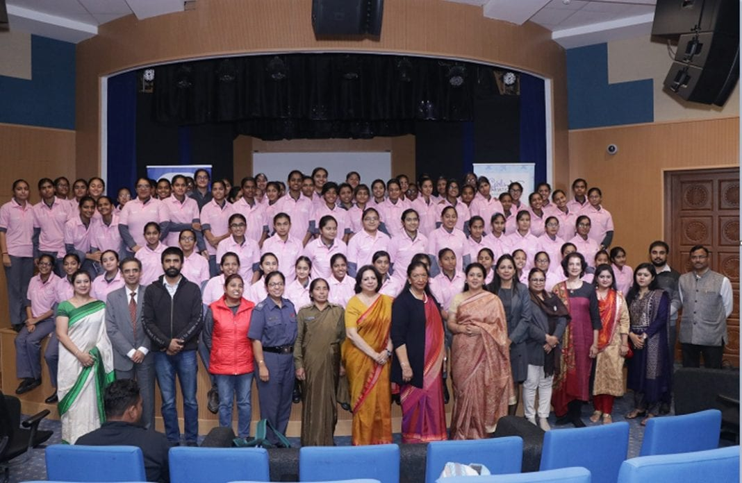 India Women in Aviation International celebrates Girls in Aviation Day