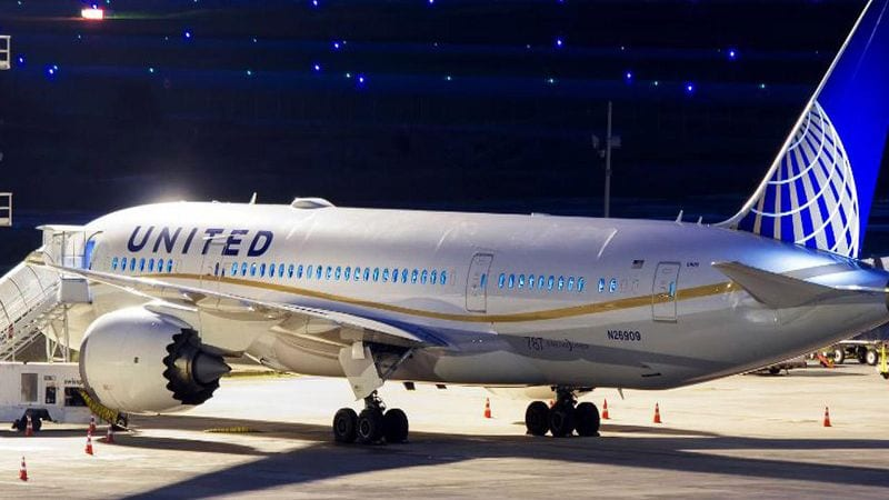 Giant expansion of United Airlines International Routes
