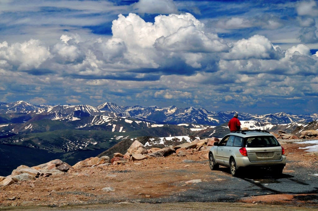 Revealed: The highest road in every U.S. state