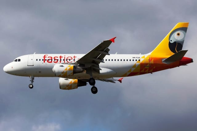 Suspended!Fastjet airline services in Tanzania