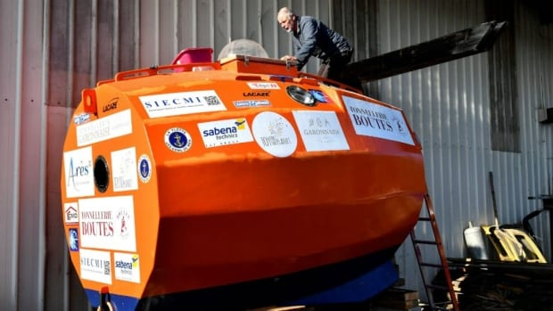, 71 years old French man to cross Atlantic in a barrel shaped capsule, Buzz travel | eTurboNews |Travel News