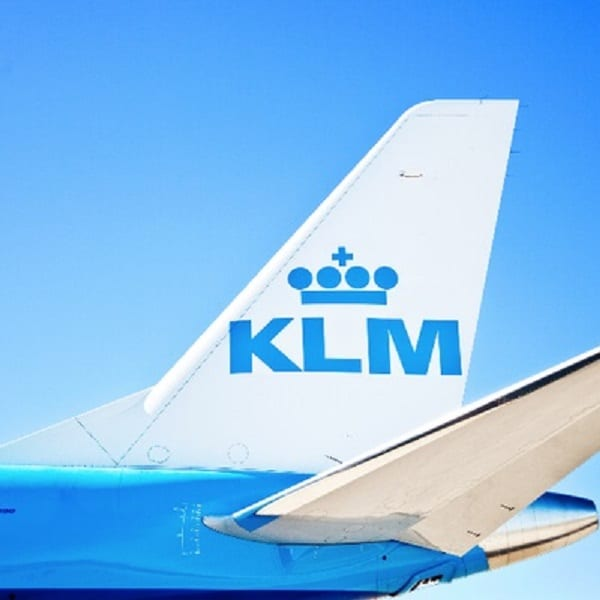 Share flight info with your inner circle on KLM airline