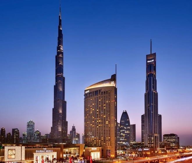 Address Dubai Mall: New Look and Sparkle