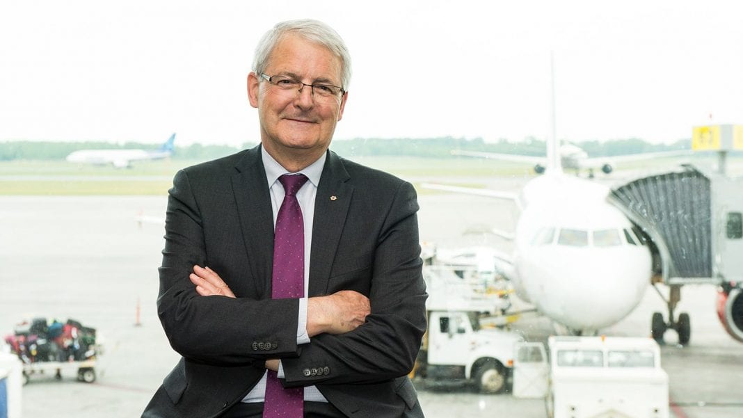 Canadian Minister Garneau introduces new fatigue regulations to make air travel safer