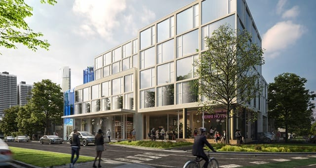 Ovolo hotels breaks new ground in South Melbourne hospitality