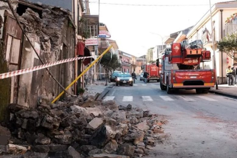 Sicily earthquake jolts people out of bed: Don't let low magnitude fool you