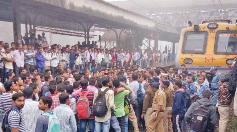 India train grounded for 2 months: Travelers infuriated