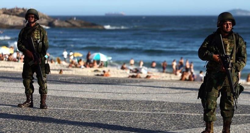 Security expert takes on Rio tourism safety