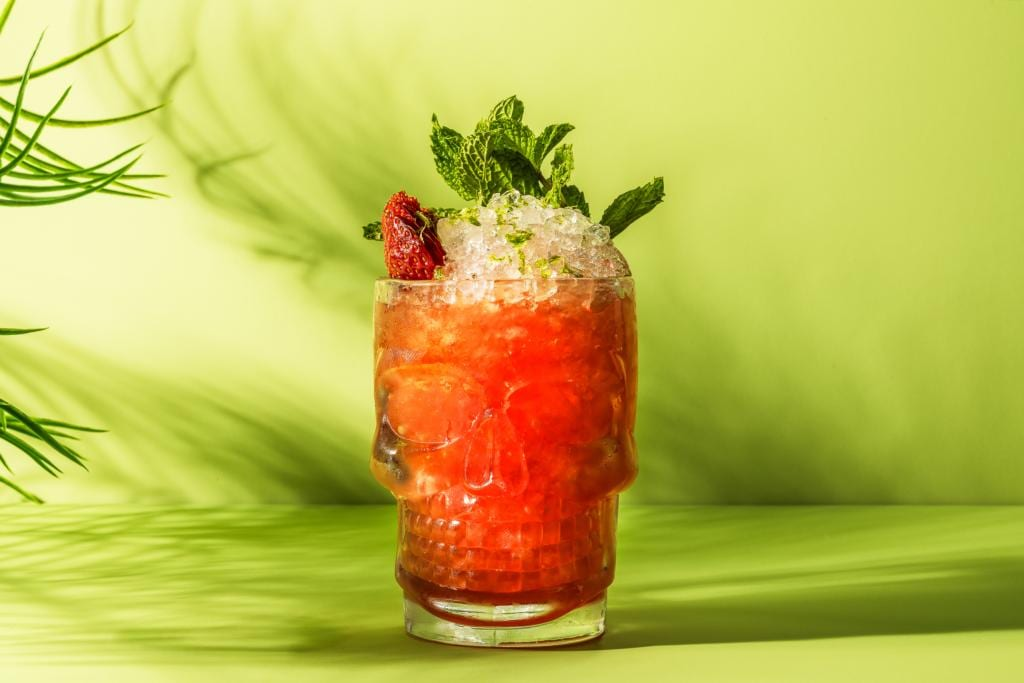 On the Vegas strip: Let your imagination RUM wild