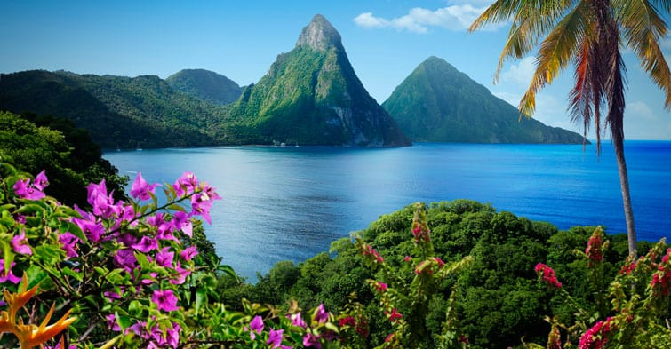 Saint Lucia nominated for 4 WTA Caribbean Travel Awards