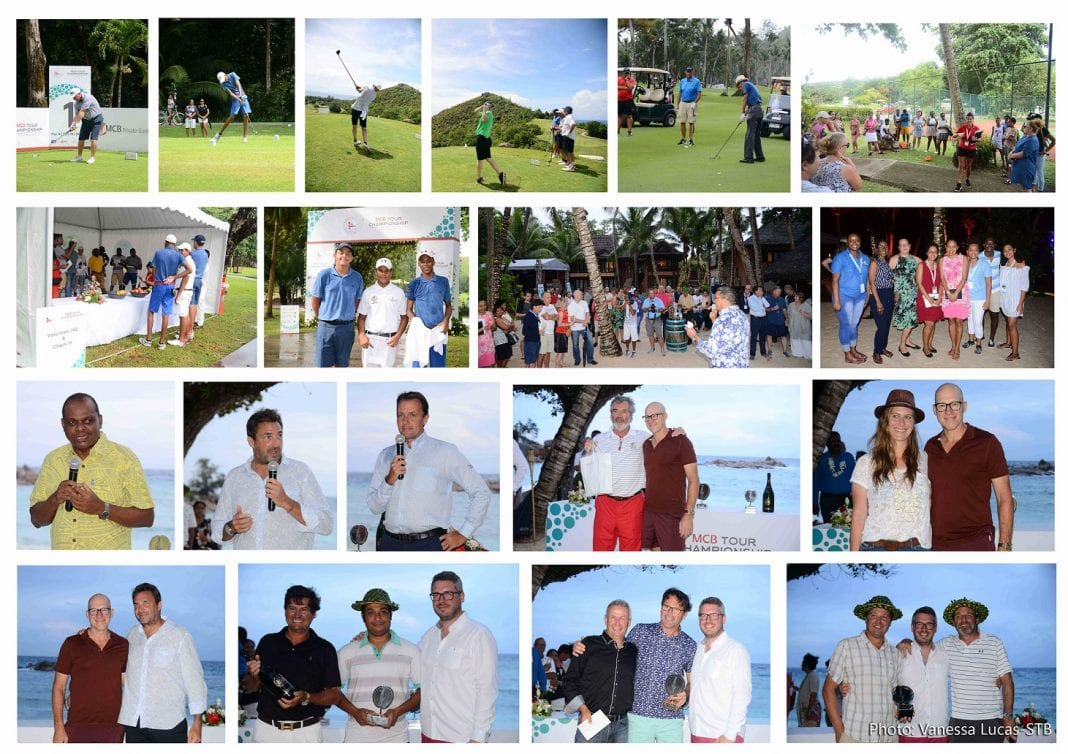MCB-Staysure Tour gives local golf players chance to perform alongside world-class players