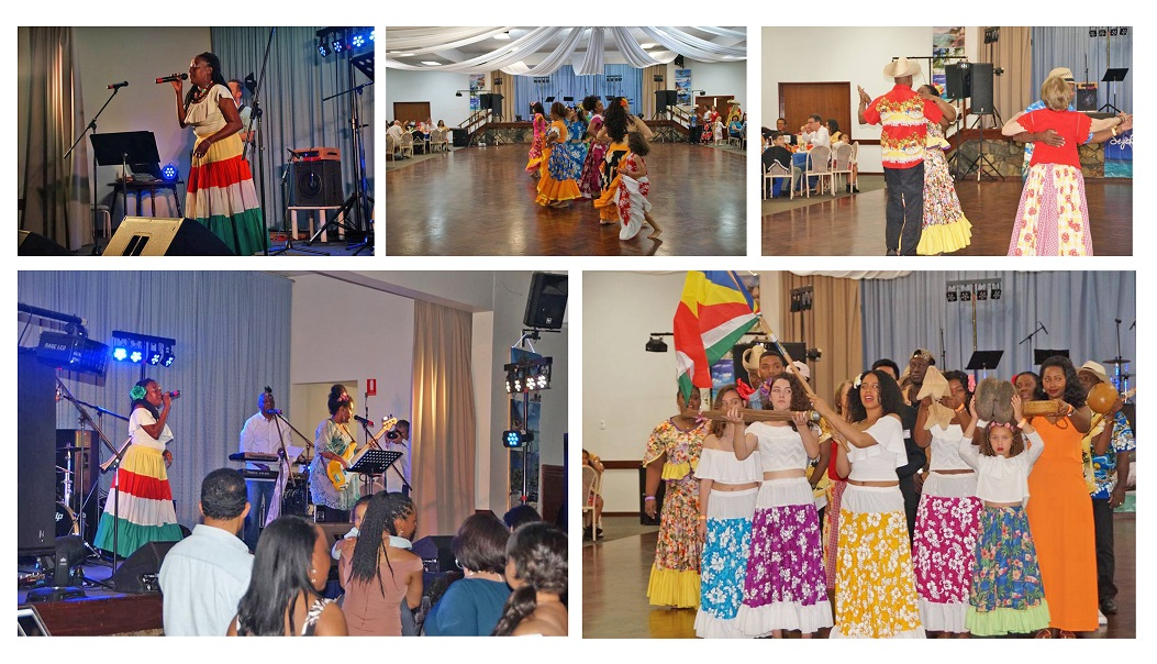 Seychelles Club in Perth honors Creole Culture in colorful celebrations to mark Creole festival