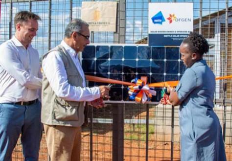 solar, Kenya's first 100% solar hotel, Buzz travel | eTurboNews |Travel News
