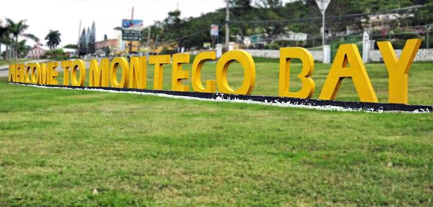 Welcome to Montego Bay sign: Thumbs up or thumbs down?