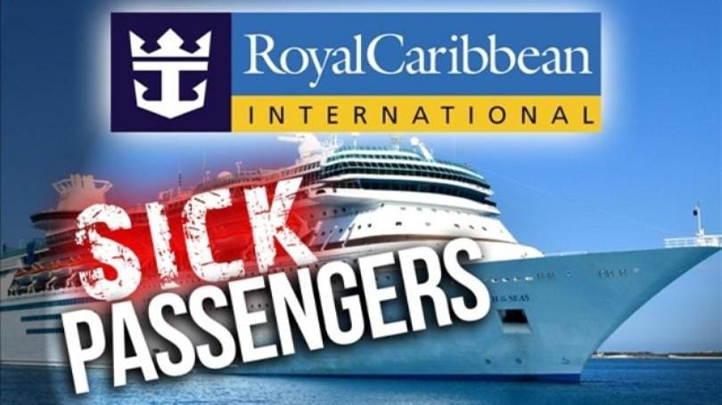Royal Caribbean cruise ship forced into U-turn after hundreds of passengers get sick