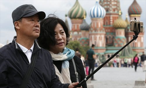 Chinese tourists put Russia in top three most popular European travel destinations