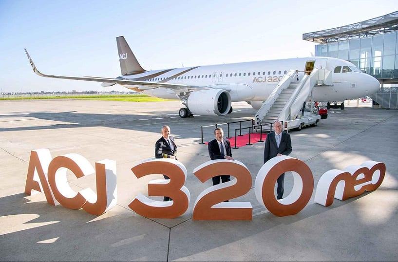 , Acropolis Aviation takes delivery of first ACJ320neo, Buzz travel | eTurboNews |Travel News