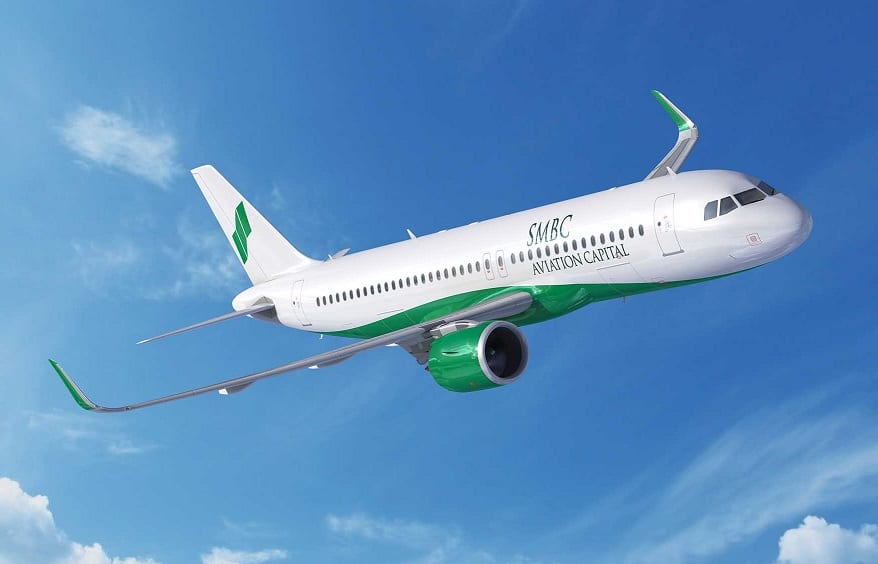 Airbus:  Irish aircraft lessor orders 65 additional A320neo jets