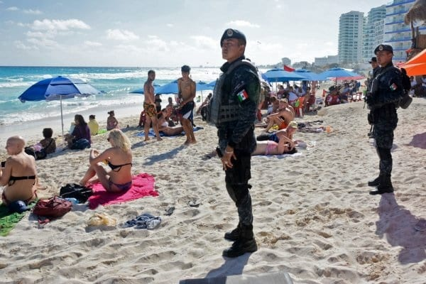 33,341 murders in tourist paradise: Mexico sets grim record in 2018