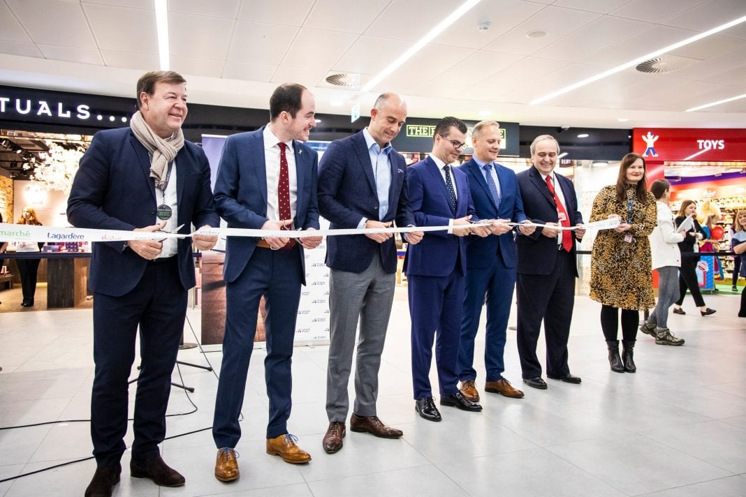 Prague Airport opens new Commercial Zone