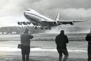 Happy Birthday, Jumbo! Legendary Boeing 747 turns 50
