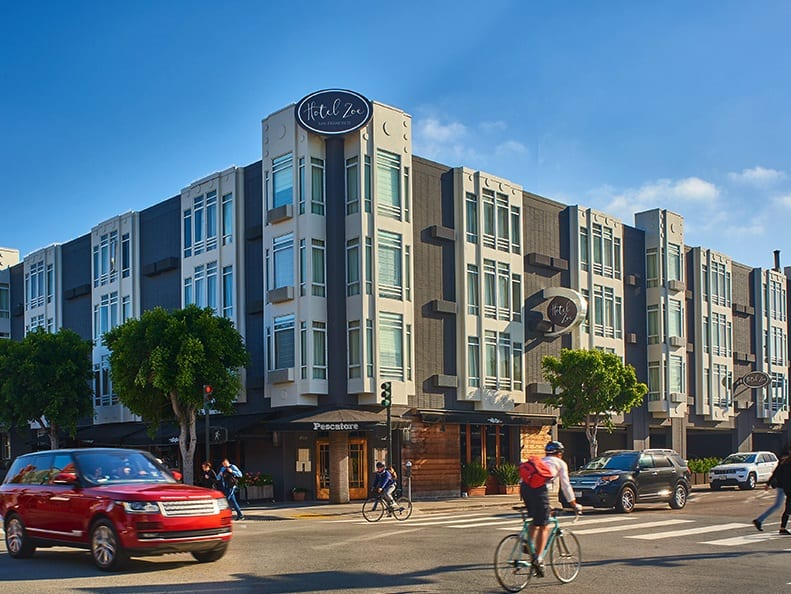 Hotel Zoe Fisherman's Wharf welcomes new General Manager