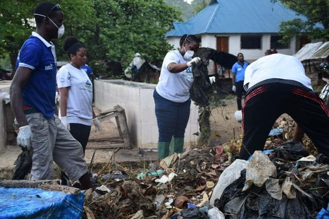 Zara Tanzania Adventures trawls 7 tons of plastic waste from Indian Ocean