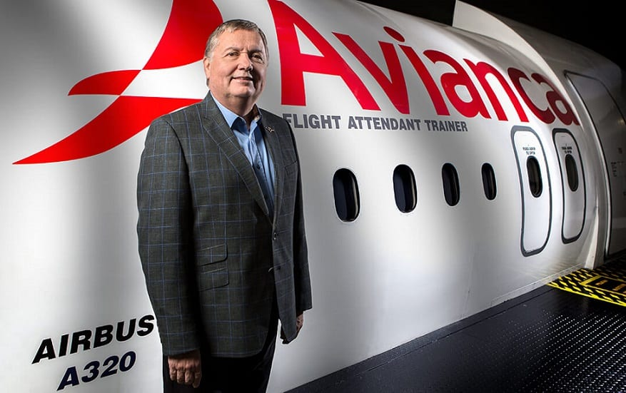 Avianca Airlines enters its 100th year of uninterrupted operation
