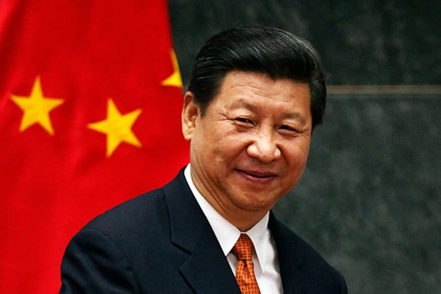 Chinese President commends start of China-Laos Tourism Year 2019