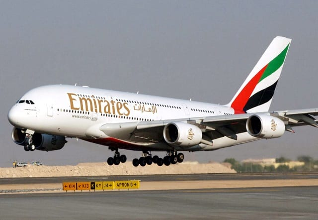 Airbus confirms discussions with Emirates Airline about its A380 contract