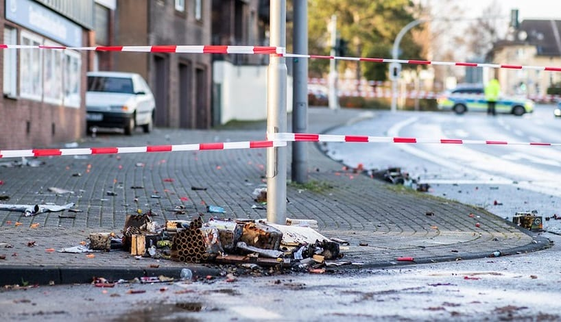 , Four people injured in New Year's Eve car-ramming attack in Germany, Buzz travel | eTurboNews |Travel News