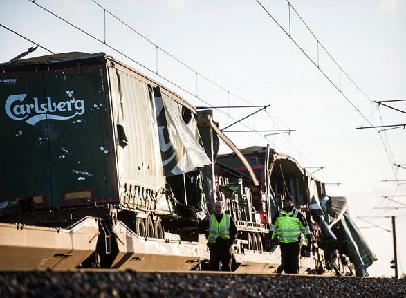 Over 20 people killed or injured in Denmark train disaster