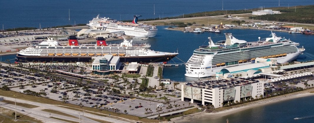 $108.5 million awarded for Port Canaveral new cruise terminal construction
