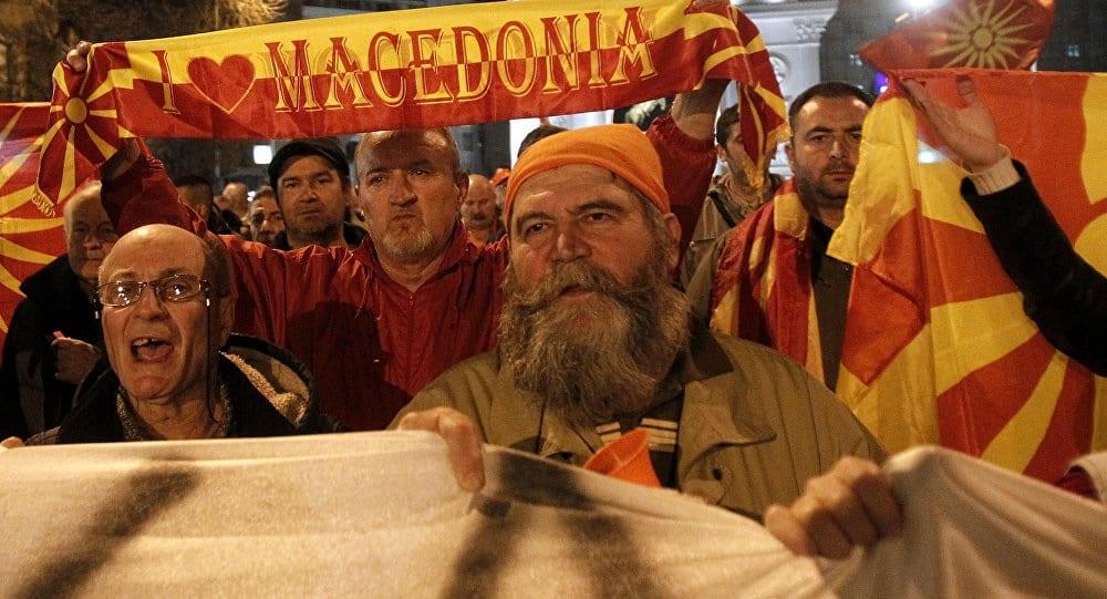 , 'National treason': Nationalists protesting renaming of Macedonia, Buzz travel | eTurboNews |Travel News