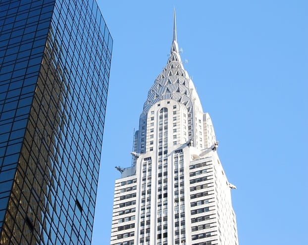 Iconic New York City skyscraper is looking for buyer