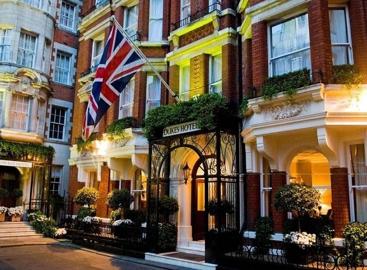 UK hotels: Second consecutive month of profit growth in November
