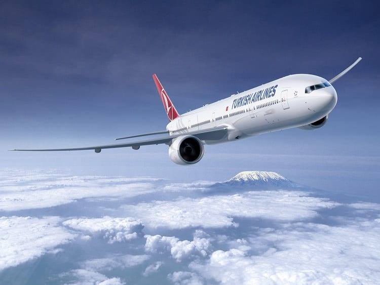 Turkish Airlines: Continued growing interest in Turkey and its airline