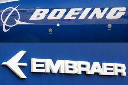 Brazilian government approves Boeing-Embraer joint venture