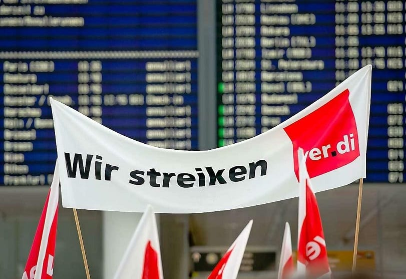 Lufthansa: Frankfurt Airport strike will cause 'significant disruption'