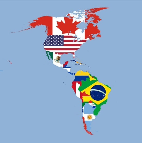 Latin America outperforms North America in tourism growth