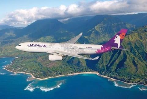 Hawaiian Airlines: Record 11.8 million passengers in 2018