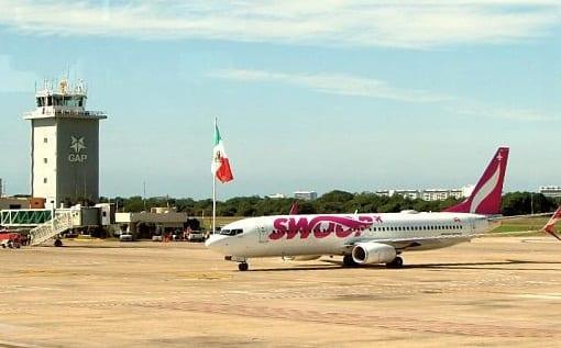 , Swoop's inaugural flight from Abbotsford lands in Puerto Vallarta, Buzz travel | eTurboNews |Travel News